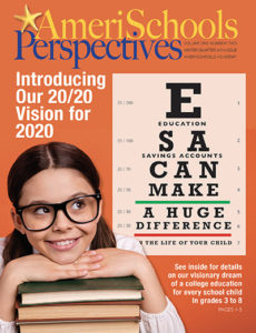 AmeriSchools Perspectives Magazine Winter 2019 Cover