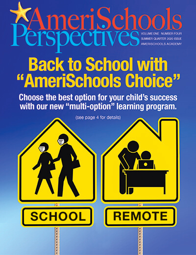 AmeriSchools Perspectives Magazine Summer 2020 Cover